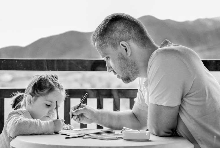 да научим детето на доброта