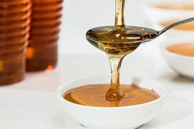 медът