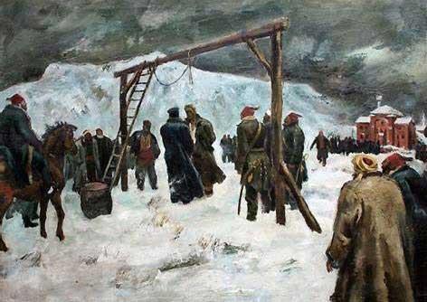 палачът на Левски