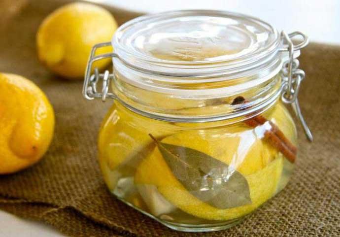 консервиран лимон