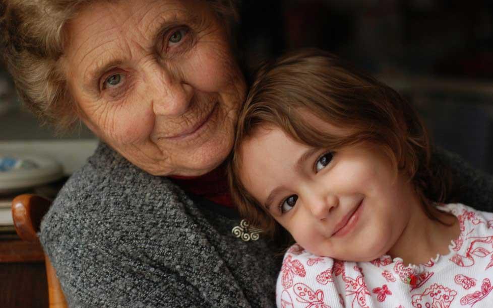 най-грижовните баби
