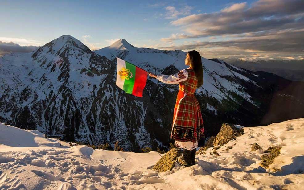описват България