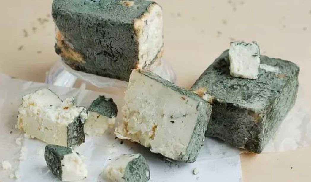 зелено плесенно сирене
