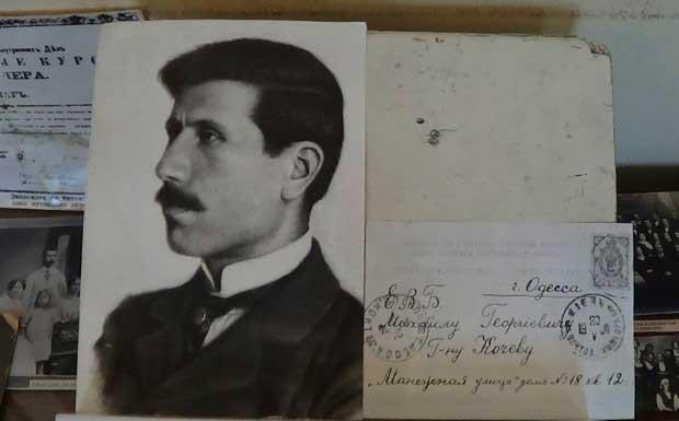 Михаил Кочев