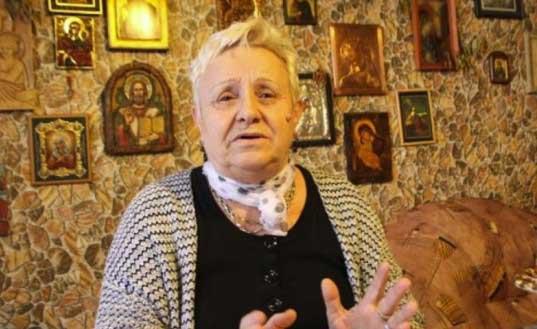 ясновидката Соня Щерева