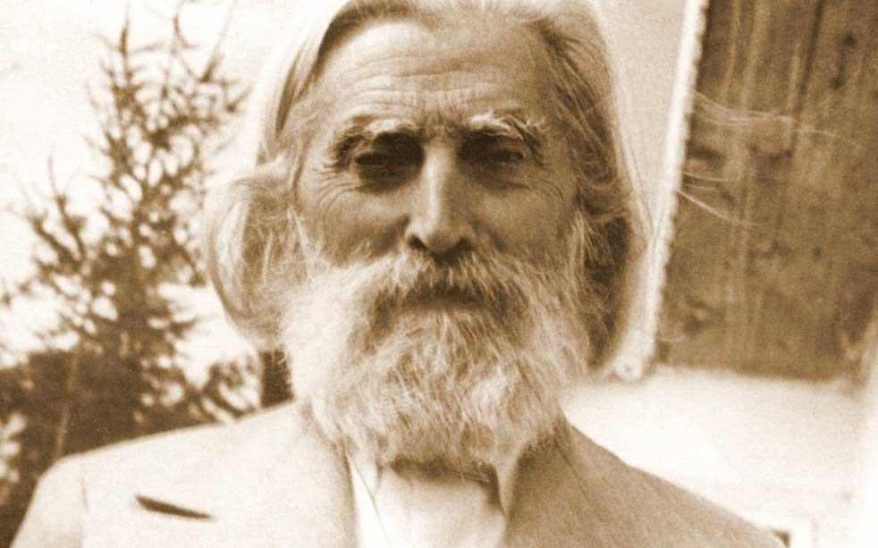 Петър Дънов ни