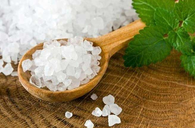 морската сол