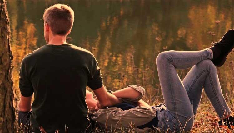 приятелството става любов