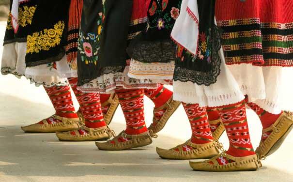 старобългарски обичаи