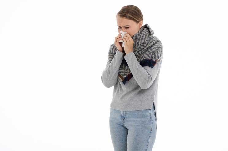 алергията