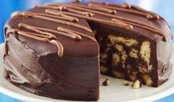 шоколадовата торта