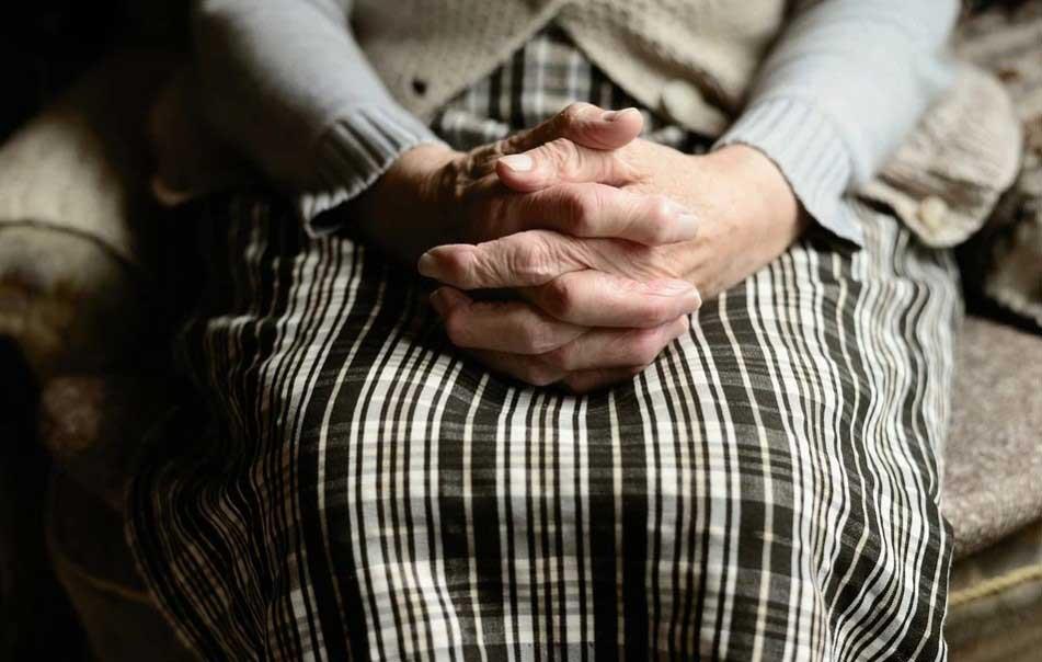 болката на вдовицата
