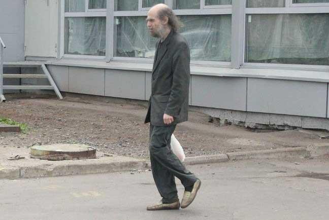 руски отшелник