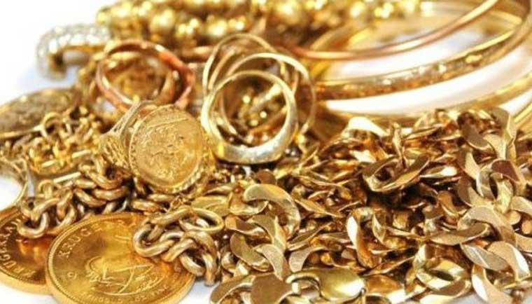 свойствата на златото