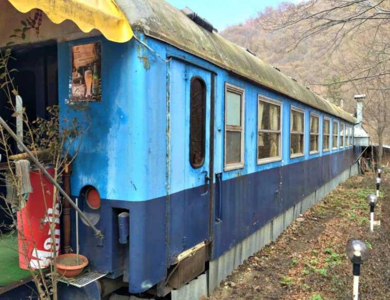 вагон-ресторантът