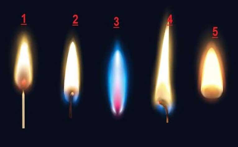 избери си пламък