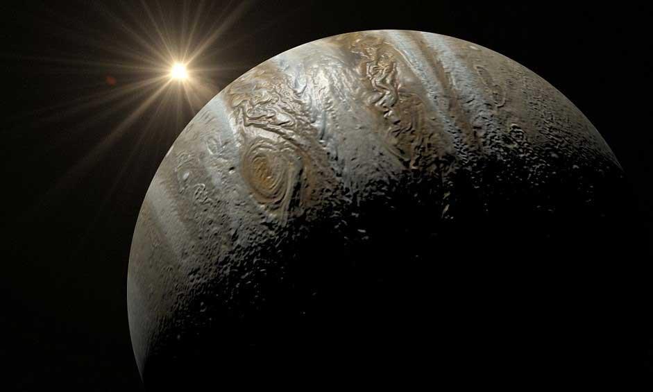 съвпадът на Юпитер