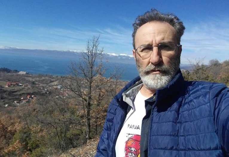 българин в Македония