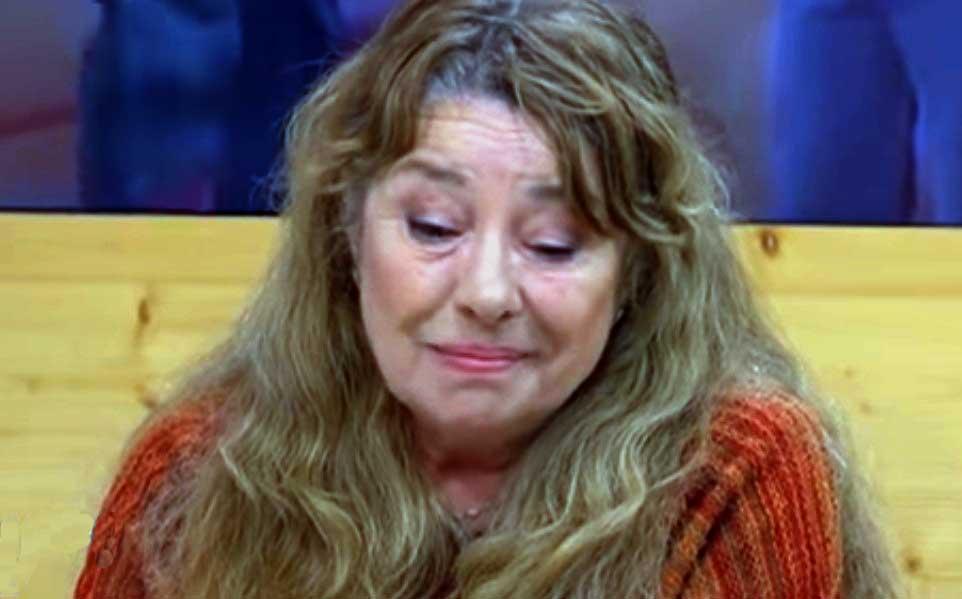 актрисата Сашка Братанова