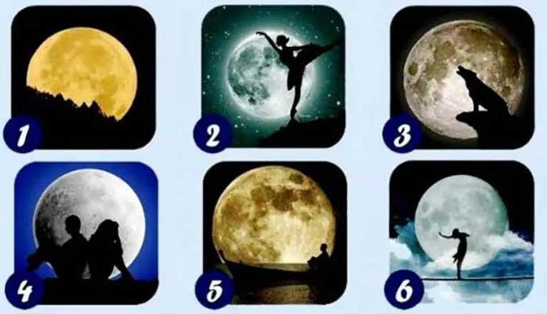 избери една луна