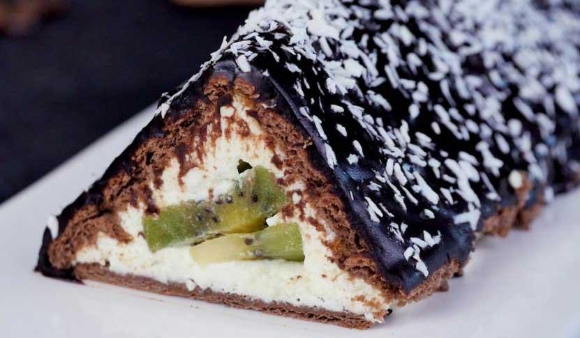 торта-хижа