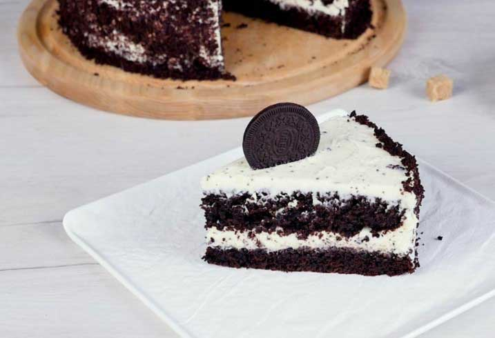 торта с орео