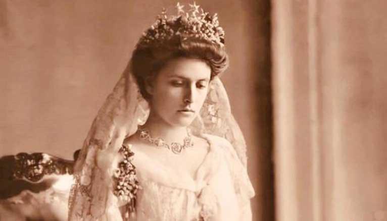 Майката на принц Филип