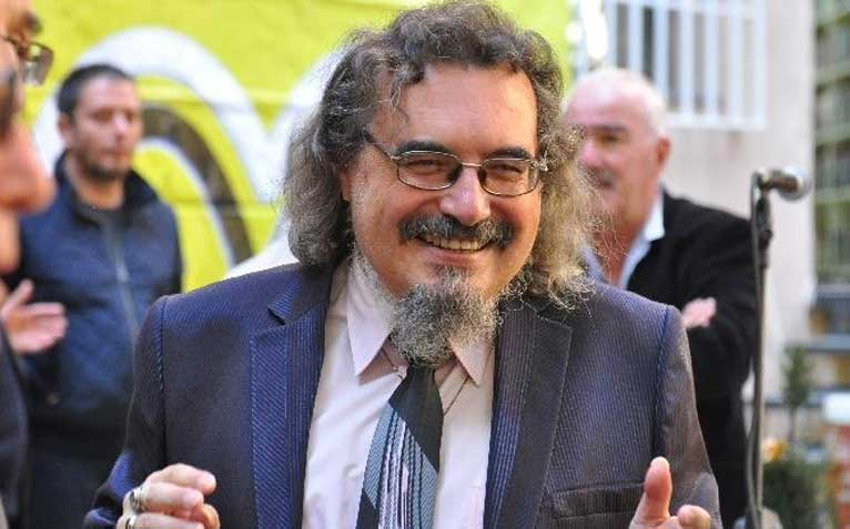 Историкът Стефан Влахо-Мицов