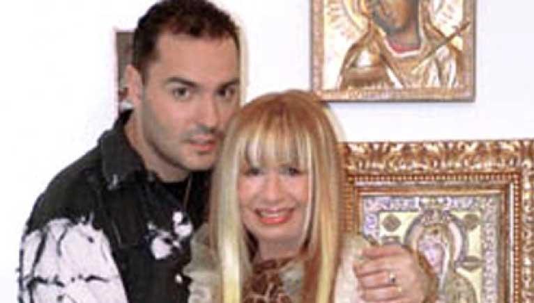 Лили Иванова и Драго Чая