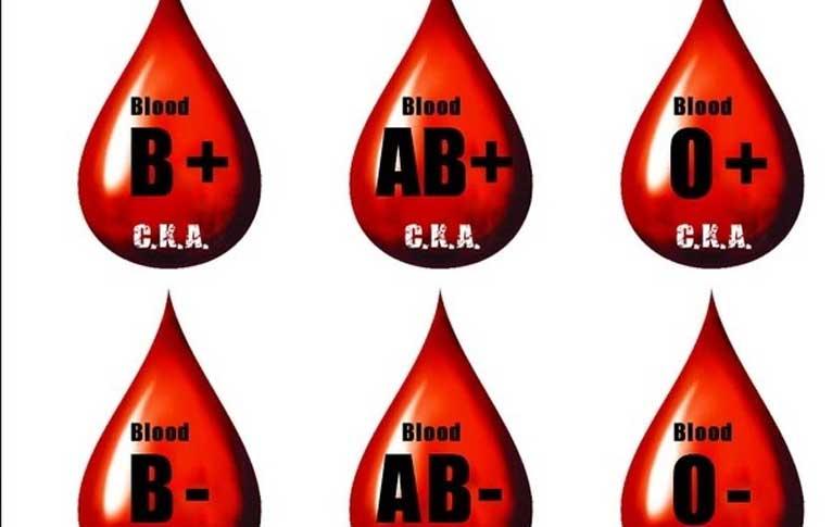 кръвната група разкрива