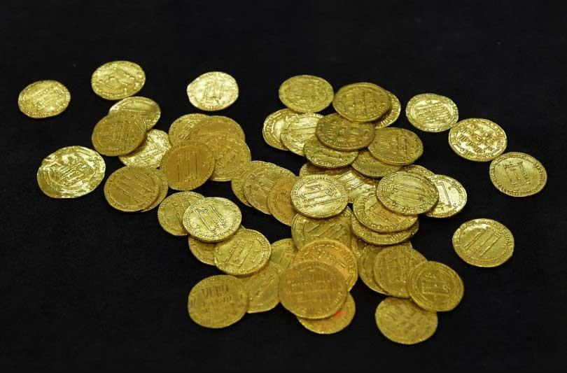 Най-голямото златно съкровище