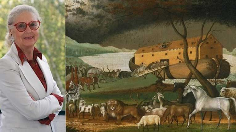 Ноевият ковчег е в България