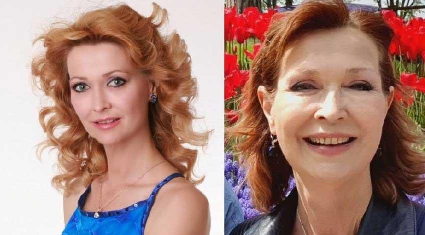 Росица Кирилова стана на 58