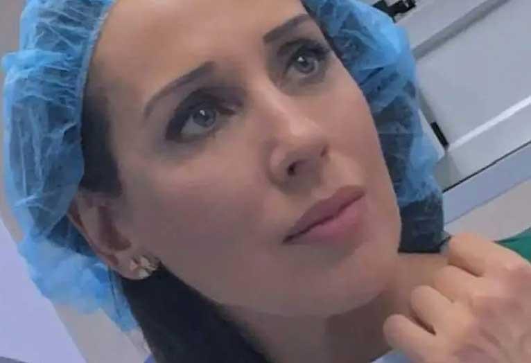 Д-р Неделя Щонова разплакана