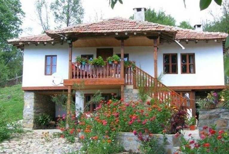 Къща на село е мечта