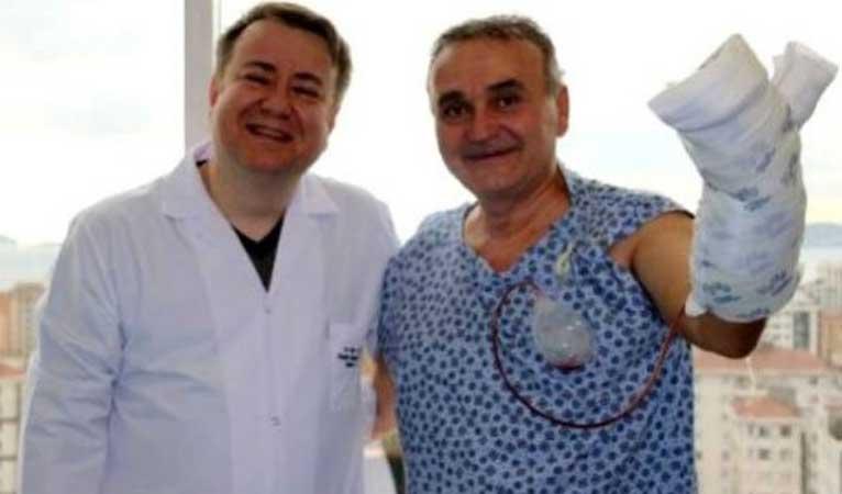 Турски лекар спаси осакатен българин